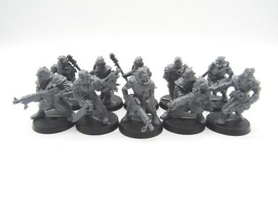 Warhammer 40k Chaos Space Marines Cultists Squad (w2166)