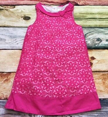 Gymboree Egg Hunt Navy blue and white dress New NWT girls size 6 Easter