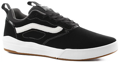 e4adbdf7a2 VANS ULTRARANGE PRO Black White Men s Classic Skate Shoes Size 13 ...
