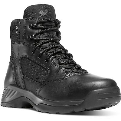 "Danner Women's 28080 Kinetic 6"" Black GTX Waterproof Cushioned Work Shoes Boots"