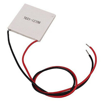 1PC 12V 60W TEC1-12706 Thermoelectric Cooler TEC Peltier Plate Module US New