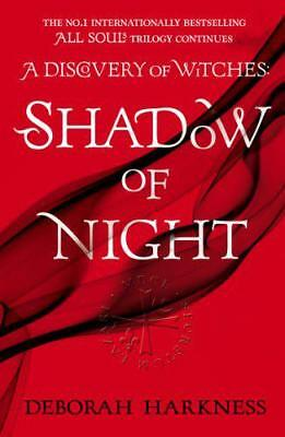 Shadow of Night (All Souls Trilogy 2) by Harkness, Deborah, Paperback Book, New,