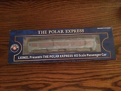 Lionel 58024 HO Scale The Polar Express Passenger Car New in Box!
