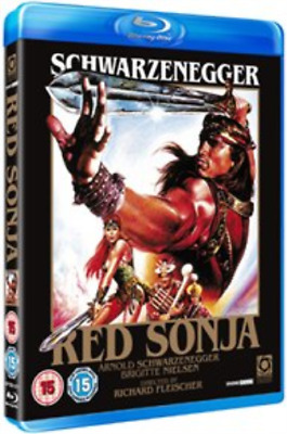 Paul L. Smith, Arnold Schwa...-Red Sonja (UK IMPORT) Blu-ray NEW