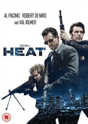 Heat (Remastered) [DVD] [1995], 5039036075985