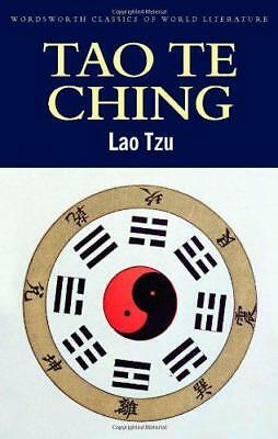 Tao Te Ching (Wordsworth Classics of World Literature) by Lao Tzu, NEW Book, FRE