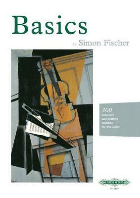 Basics by Simon Fischer, Paperback Book, New, FREE & Fast Delivery!