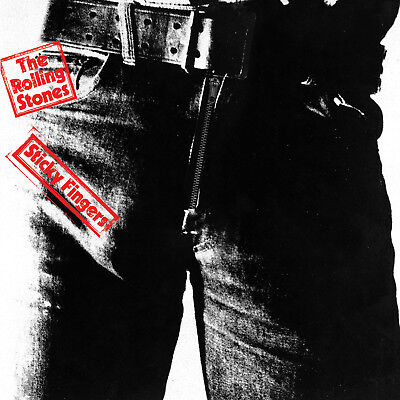 CD The Rolling Stones ‎– Sticky Fingers - Album Nuevo y Precintado