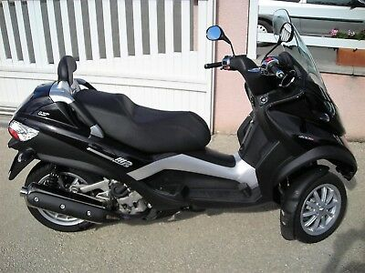 scooter piaggio mp3 400lt noir