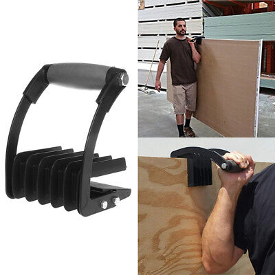 Gorilla Gripper Panel Plywood Drywall Sheetrock Carrier Carry Hand Grip Tools AU