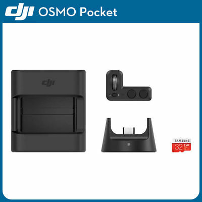 Genuine DJI Osmo Pocket Expansion Kit Controller Wheel Wireless Module Mount