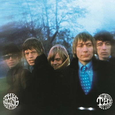 CD The Rolling Stones ‎– Between The Buttons - Album Nuevo y Precintado