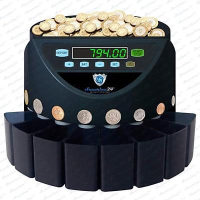 Coin Sorter Coin counter Money machine UK NEW for old and new Coins 1