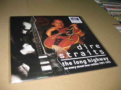 Dire Straits Lp The Long Highway On Every Street Tour Rarities 1991-1992