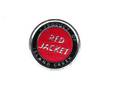 """A Coal Mine Scatter Tag """" Red Jacket """"  An Island Creek Coal Co. In Wv !"""