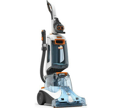 Vax W87-DV-B Dual V Advance Upright Carpet Cleaner Washer RRP £349.99