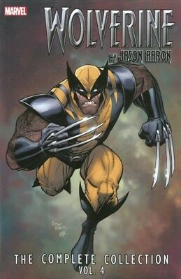 Wolverine by Jason Aaron: The Complete Collection Volume 4 (Paper...