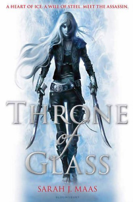 Maas Sarah J.-Throne Of Glass (UK IMPORT) BOOK NEW