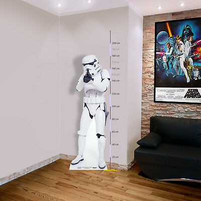 Star Wars Pappaufsteller (Stand Up) - Stormtrooper (183 cm)
