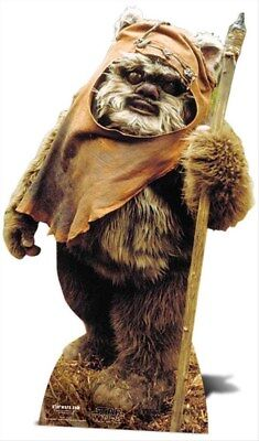 Star Wars Pappaufsteller (Stand Up) - Wicket Ewok (90 cm)
