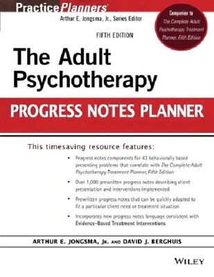 (PDF.EPUB) The Adult Psychotherapy Progress Notes Planner [5 ed.] e-B00K !