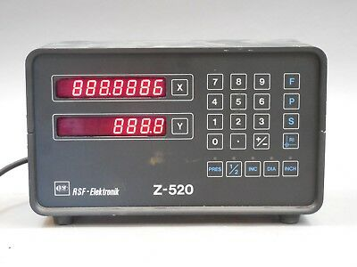 RSF-Elektronik Z-520 2-Axis Digital Readout