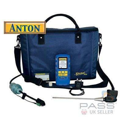 *Genuine* Anton Sprint Pro1 Multifunction Flue Gas Analyser / NEW FOR 2018