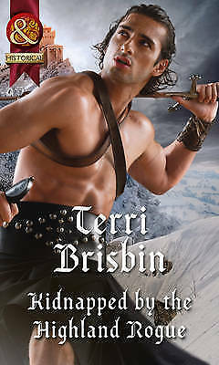 Kidnapped By The Highland Rogue (A Highland Feuding, Book 3), Brisbin, Terri, Ve