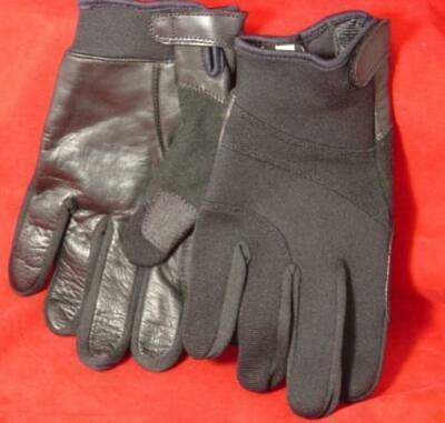 Perfect Fit Neoprene Tactical Gloves Kevlar Lined XXL