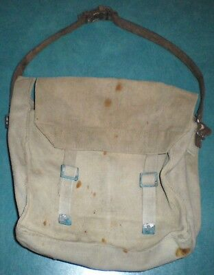 Haversack ou Small Pack en web Pattern 1937 Anglais GB WW2 - Equipement Tommy