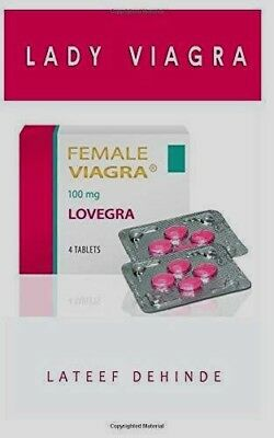 New Book Female Viagra LADY ERA Powerful Increasing controlling SEXUAL Desire