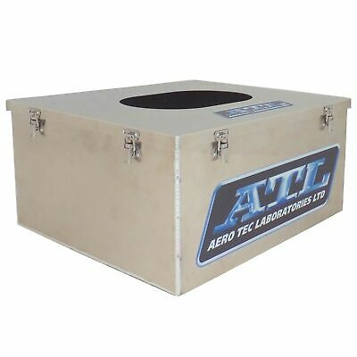 ATL Fuel Saver Cell Alloy Box - Suits 45 Litre Cell - 531 x 464 x 250mm