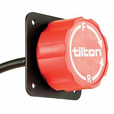Tilton Race / Rally Standard Remote Brake Bias Adjuster - Red Knob - 72-509