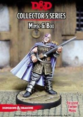 GF9 Dungeons & Dragons - Collector's Series Miniatures - Classic  Minsc  Box SW