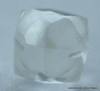 G Flawless Clean Beautiful Diamond Natural Uncut Gemstone Out From Diamond Mine