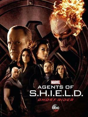 Marvel's Agents of S.H.I.E.L.D Shield Season 4 Complete Fourth DVD Set