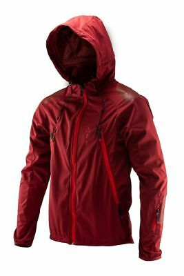 Leatt DBX 4.0 All-Mountain Bicycle Jacket Ruby