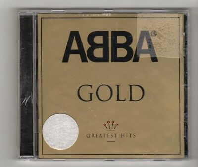 (IP859) Abba, Gold: Greatest Hits - 2004 CD