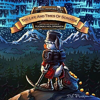 Tuomas Holopainen - The Life and Times of Scrooge - CD - New
