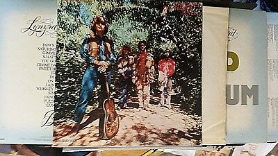 CREEDENCE CLEARWATER REVIVAL 'GREEN RIVER' RECORD ALBUM in EXCELLENT+ cond