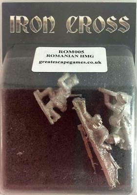 Great Escape Iron Cross 28mm Romanian HMG - Summer Uniform Pack MINT