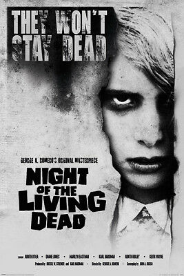 Night of the Living Dead Living Dead Girl Maxi Poster PP34462 size 91.5 x 61cm