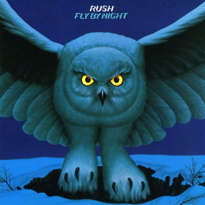 Rush - Fly By Night - CD - New