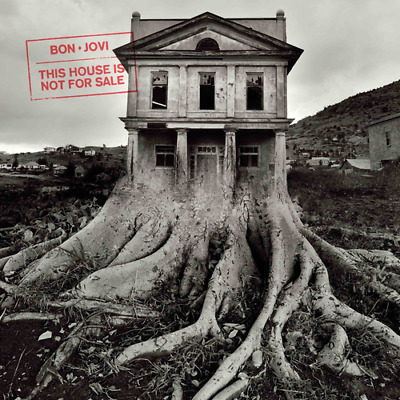 Bon Jovi - This House Is Not For Sale - CD - New
