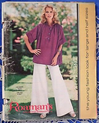 DM...Roamans's Fashion Catalogue- Spring and Summer 1989