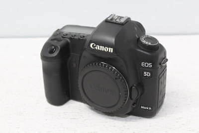 Canon EOS 5D Mark II 21.1MP DSLR Camera - Body Only