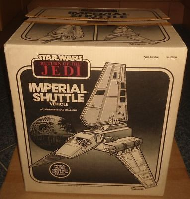 Star Wars - Imperial Shuttle Vehicle No93650