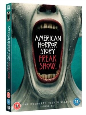 American Horror Story Stagione 4 - Freakshow DVD Nuovo DVD (6387201000)