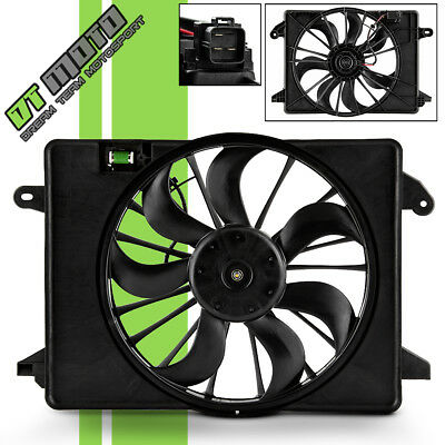 New Radiator Cooling Fan Assembly For Chrysler 300 Dodge Charger CH3115169