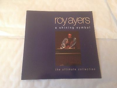 Roy Ayers - A Shining Symbol (The Ultimate Collection) (CD 1993) Jazz